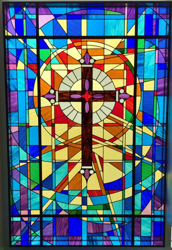 church stained glass restoration albuquerque