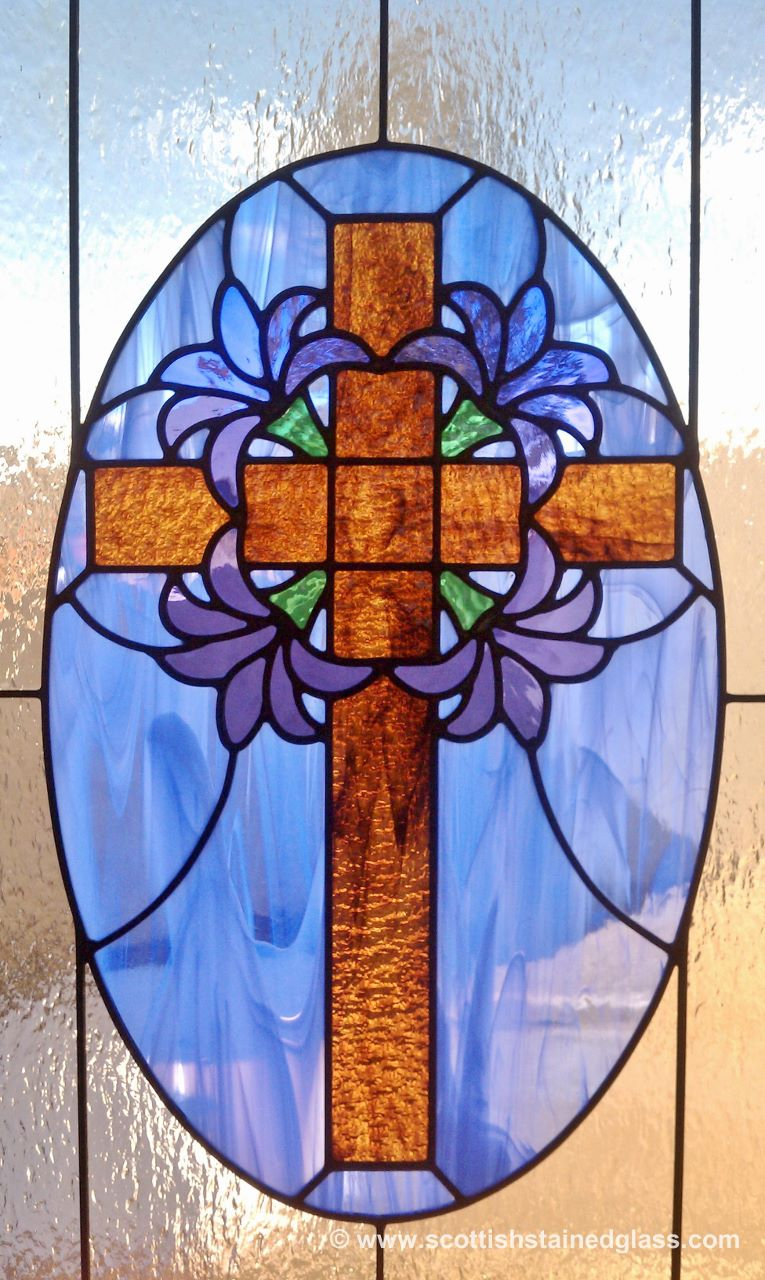 religious stained glass restoration topeka