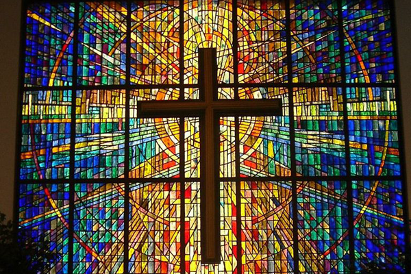 tulsa church stained glass repair