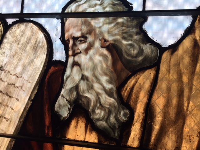 central christian church stained glass restoration