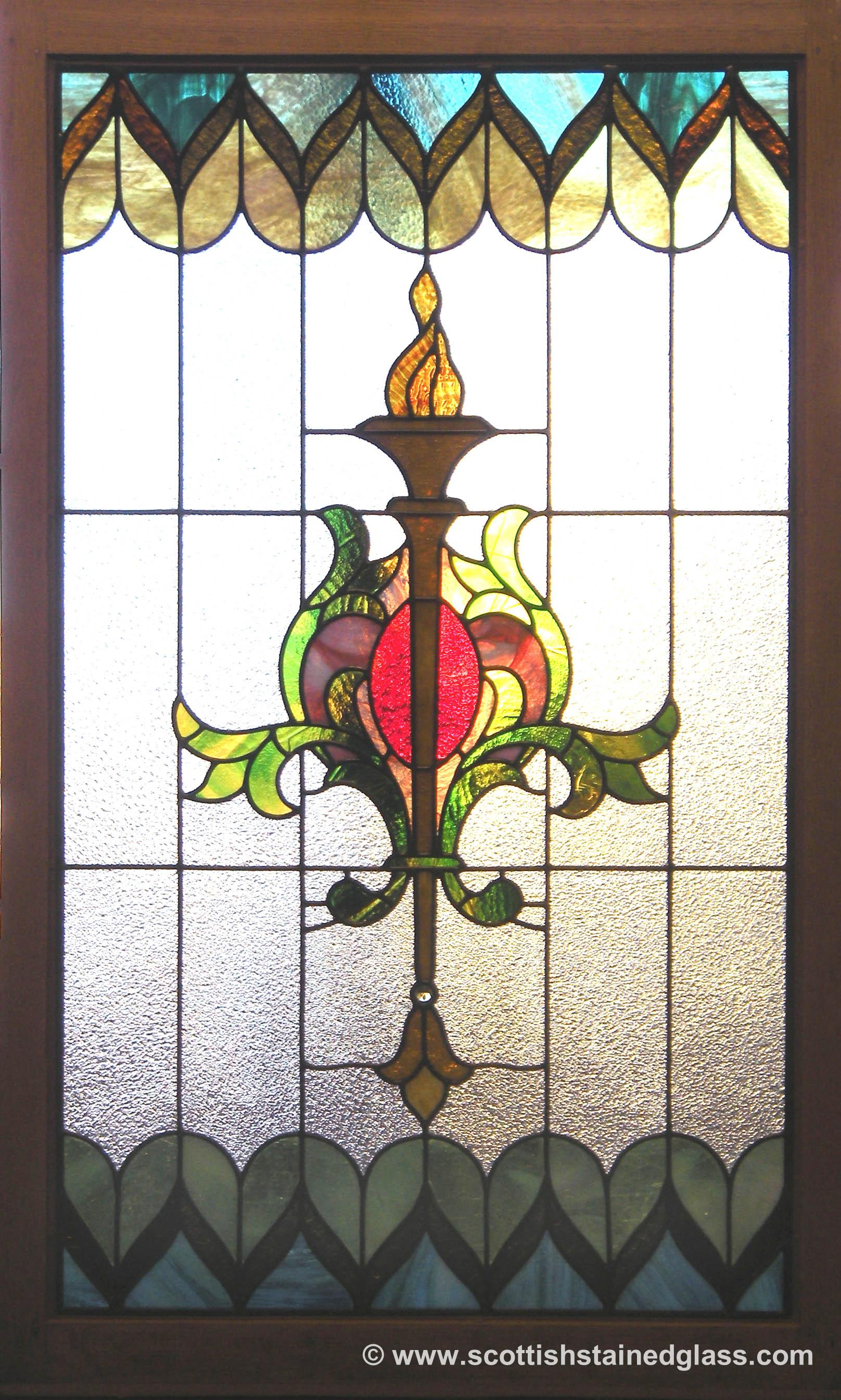omaha church stained glass repair