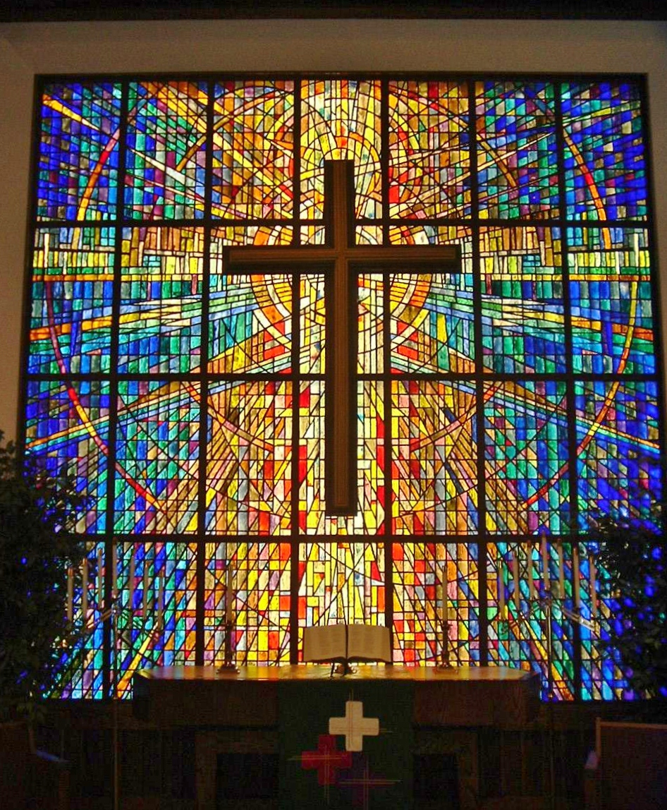 cathedral stained glass restoration