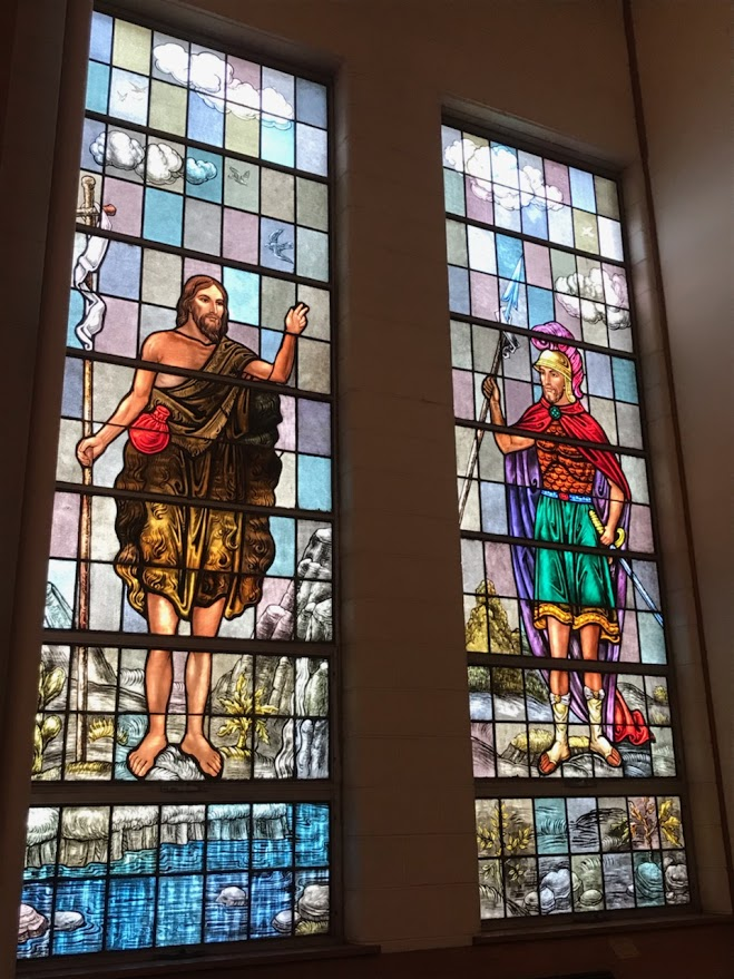 central christian church stained glass restoration texas