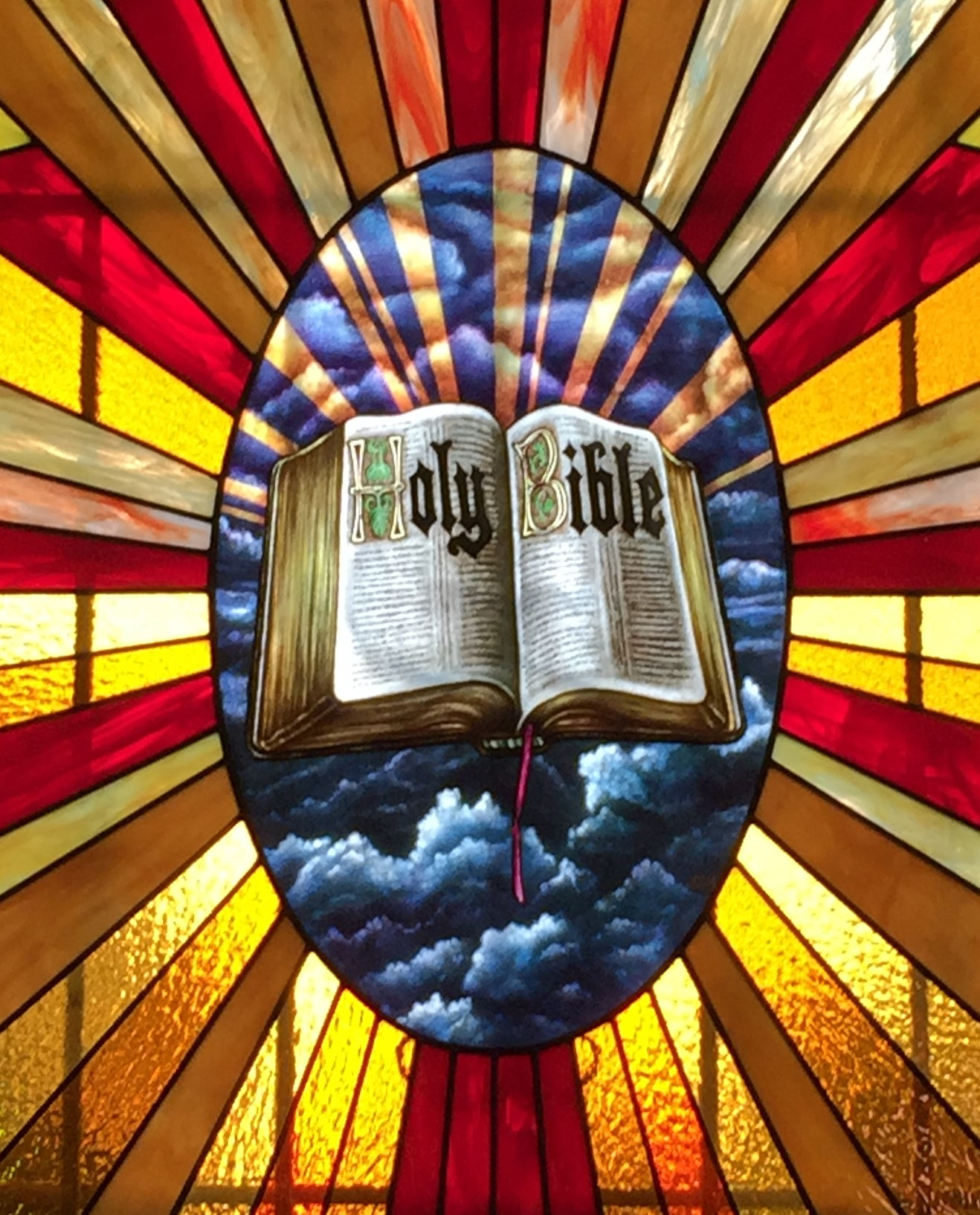 church stained glass renovation services