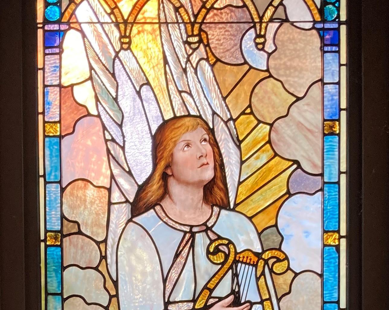 church stained glass wheat ridge restoration