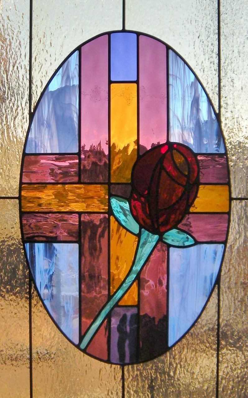 religious stained glass renovation