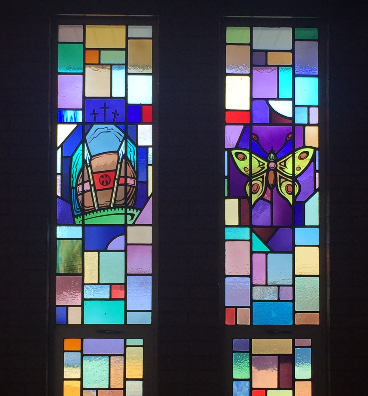 religious stained glass repair