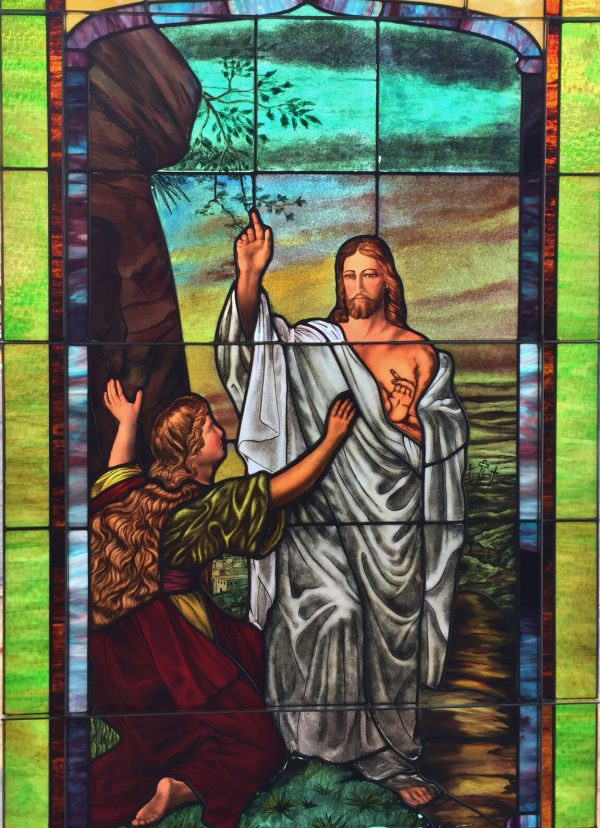texas church stained glass restoration