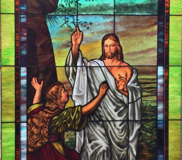 texas san antonio church stained glass restoration
