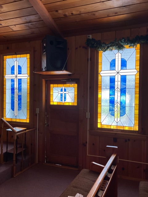 church stained glass restoration california