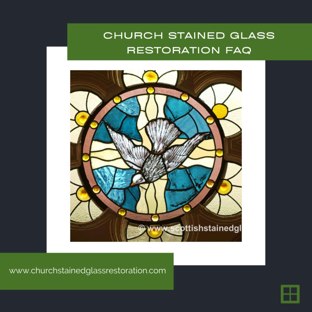 church stained glass restoration faq